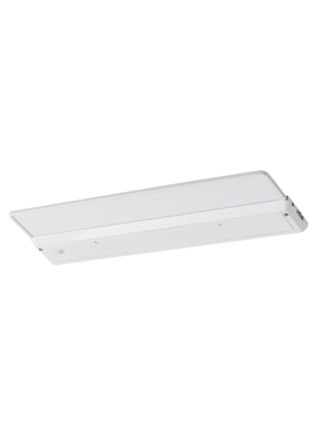 Ambiance Lighting Systems 98875S-15 18in 120V LED Self-Contained Glyde 3000K White