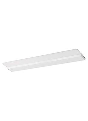 Ambiance Lighting Systems 98878S-15 30in 120V LED Self-Contained Glyde 2700K White