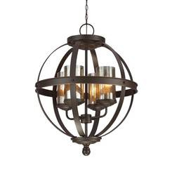 Sea Gull Lighting 3110404EN3-715 Four Light Chandelier