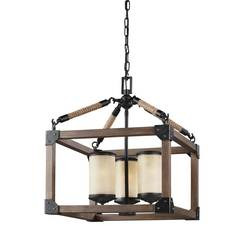 Sea Gull Lighting 3113303-846 Three Light Chandelier