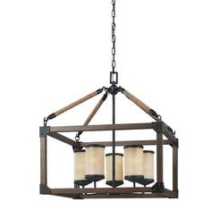 Sea Gull Lighting 3113305-846 Five Light Chandelier