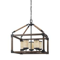 Sea Gull Lighting 3113305EN3-846 Five Light Chandelier