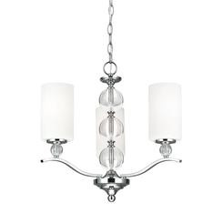 Sea Gull Lighting 3113403-05 Three Light Chandelier