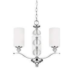 Sea Gull Lighting 3113403EN3-05 Three Light Chandelier