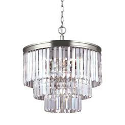 Sea Gull Lighting 3114004EN3-965 Four Light Chandelier