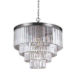 Sea Gull Lighting 3114006-965 Six Light Chandelier