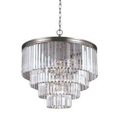 Sea Gull Lighting 3114006EN3-965 Six Light Chandelier