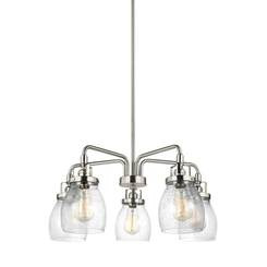 Sea Gull Lighting 3114505-962 Five Light Chandelier