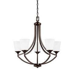 Sea Gull Lighting 3124505EN3-710 Five Light Chandelier