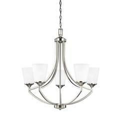 Sea Gull Lighting 3124505EN3-962 Five Light Chandelier