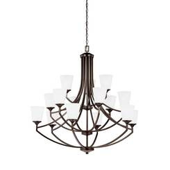 Sea Gull Lighting 3124515EN3-710 Fifteen Light Chandelier