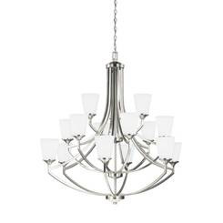 Sea Gull Lighting 3124515EN3-962 Fifteen Light Chandelier