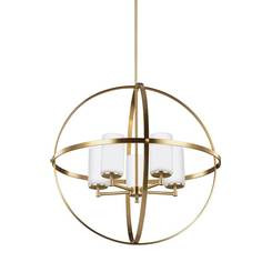 Sea Gull Lighting 3124605EN3-848 Five Light Chandelier