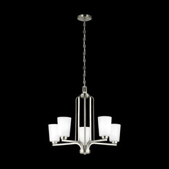 Sea Gull Lighting 3128905-962 Five Light Chandelier