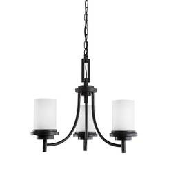 Sea Gull Lighting 31660EN3-839 Three Light Chandelier