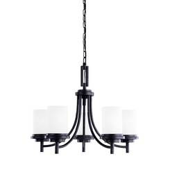 Sea Gull Lighting 31661-839 Five Light Chandelier
