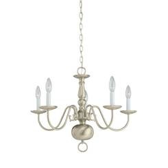 Sea Gull Lighting 3410-962 Five Light Chandelier