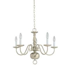 Sea Gull Lighting 3410EN-962 Five Light Chandelier