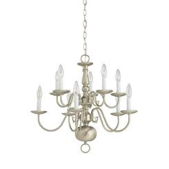 Sea Gull Lighting 3413EN-962 Ten Light Chandelier