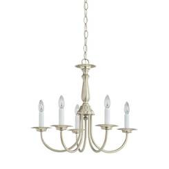 Sea Gull Lighting 3916-962 Five Light Chandelier