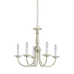 Sea Gull Lighting 3916EN-962 Five Light Chandelier