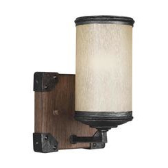 Sea Gull Lighting 4113301-846 Dunning One Light Wall / Bath Sconce