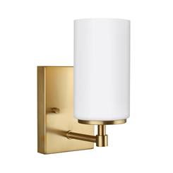 Sea Gull Lighting 4124601EN3-848 One Light Wall / Bath Sconce