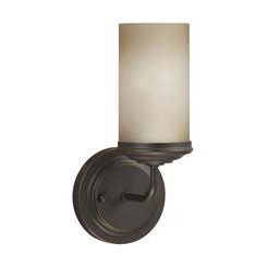 Sea Gull Lighting 4191401EN3-715 One Light Wall / Bath Sconce