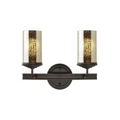 Sea Gull Lighting 4410402-715 Two Light Wall / Bath