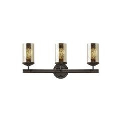 Sea Gull Lighting 4410403-715 Three Light Wall / Bath