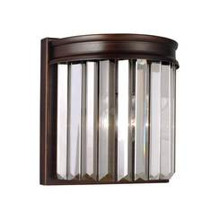 Sea Gull Lighting 4414001-710 One Light Wall / Bath Sconce