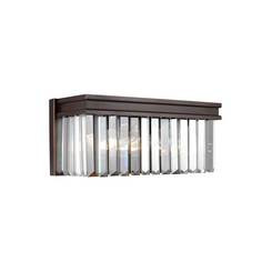 Sea Gull Lighting 4414002-710 Two Light Wall / Bath