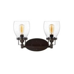 Sea Gull Lighting 4414502-782 Belton Two Light Wall / Bath