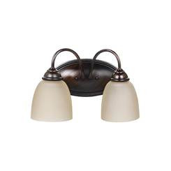 Sea Gull Lighting 44317EN3-710 Two Light Wall / Bath