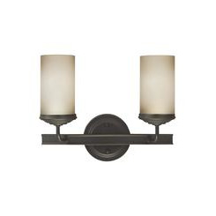 Sea Gull Lighting 4491402-715 Two Light Wall / Bath