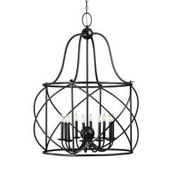Sea Gull Lighting 5116410-839 Ten Light Hall / Foyer