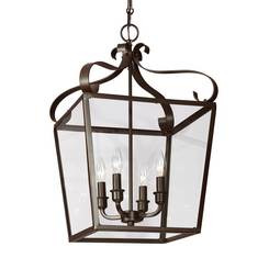 Sea Gull Lighting 5119404-782 Lockheart Four Light Hall / Foyer