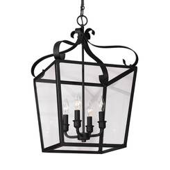 Sea Gull Lighting 5119404-839 Lockheart Four Light Hall / Foyer