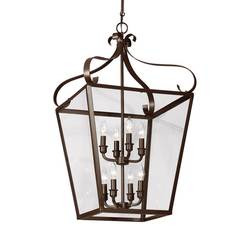 Sea Gull Lighting 5119408-782 Eight Light Hall / Foyer