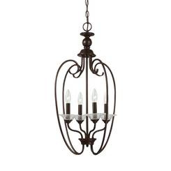 Sea Gull Lighting 51316EN-710 Four Light Hall / Foyer
