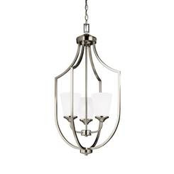 Sea Gull Lighting 5224503-962 Three Light Hall / Foyer