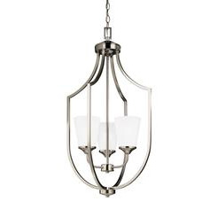 Sea Gull Lighting 5224503EN3-962 Three Light Hall / Foyer