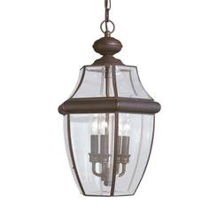 Sea Gull Lighting 6039-71 Three Light Outdoor Pendant