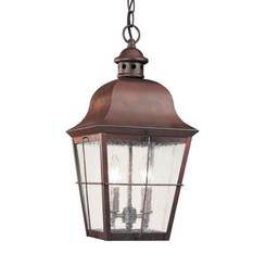 Sea Gull Lighting 6062-44 Two Light Outdoor Pendant