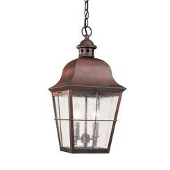 Sea Gull Lighting 6062EN-44 Two Light Outdoor Pendant