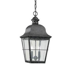 Sea Gull Lighting 6062EN-46 Two Light Outdoor Pendant