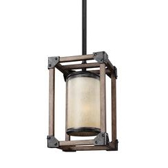Sea Gull Lighting 6113301EN3-846 One Light Mini-Pendant
