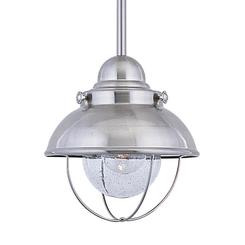 Sea Gull Lighting 6150-98 One Light Outdoor Mini-Pendant