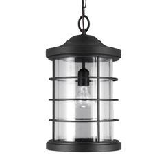 Sea Gull Lighting 6224401-12 One Light Outdoor Pendant