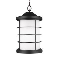 Sea Gull Lighting 6224451EN3-12 One Light Outdoor Pendant